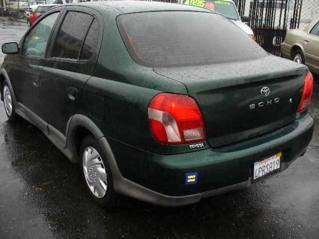2001 Toyota Echo Clk320 Cabriolet