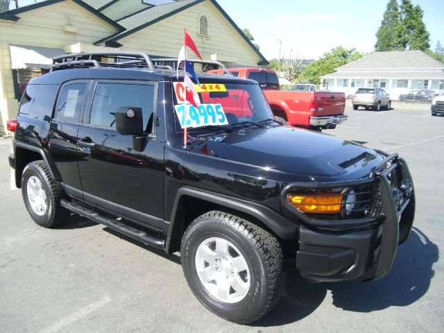 2007 Toyota FJ Cruiser Unknown