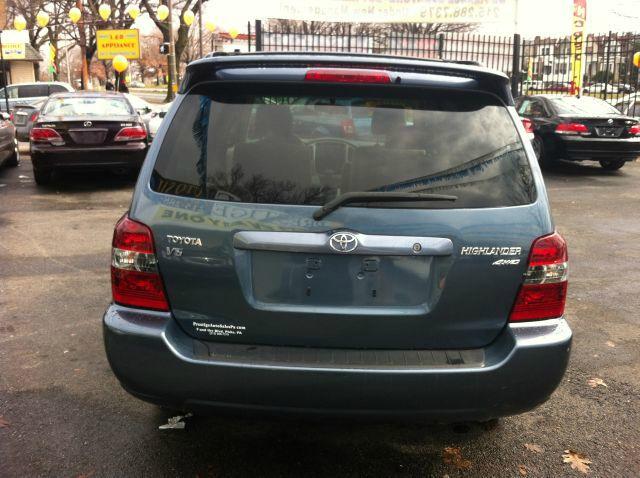 2007 Toyota Highlander Xlt Fx4 Details Brooklyn Ny 11229