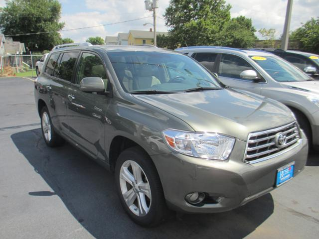 2010 Toyota Highlander For Sale With Photos Carfax Autos
