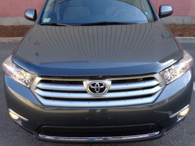 2012 Toyota Highlander Crew Cab Amarillo 4X4