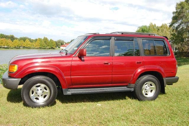 1997 Toyota LandCruiser Ram 3500 Diesel 2-WD