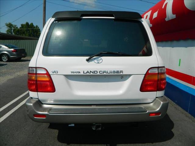 2000 Toyota Land Cruiser Unknown