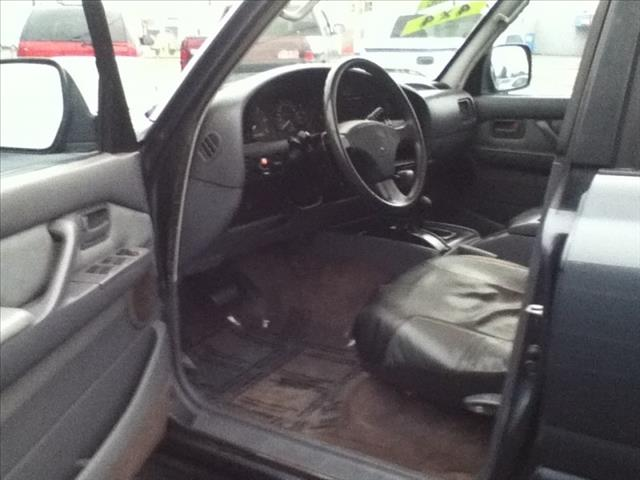 1993 Toyota Land Cruiser AWD Laranie