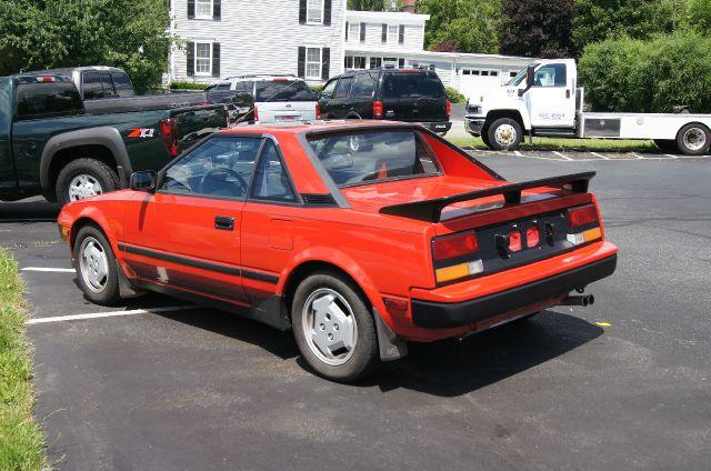 1985 Toyota MR2 Base