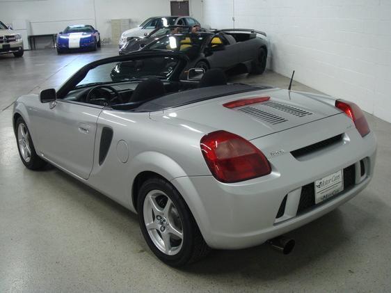 2001 Toyota MR2 Unknown