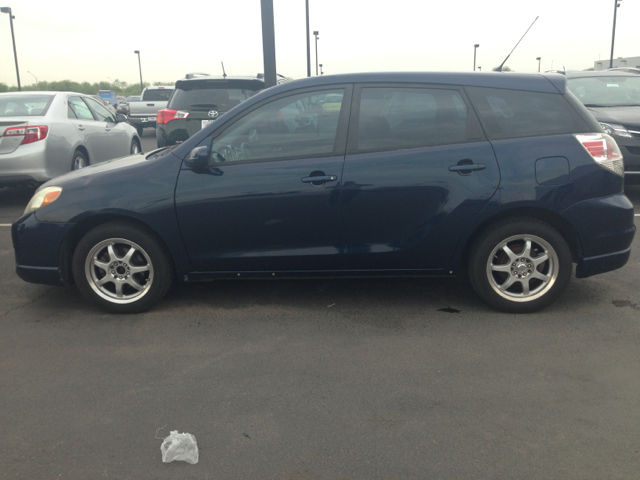 2005 Toyota Matrix SLT Quad Cab Short Bed 4WD