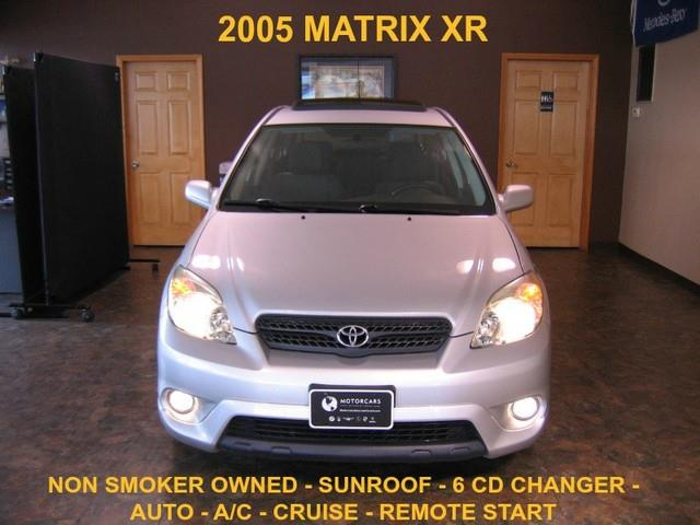 2005 Toyota Matrix S Moderl 2-wheel Drive