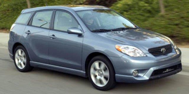 2006 Toyota Matrix AT