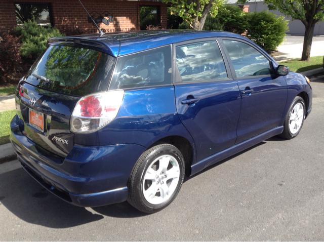2008 Toyota Matrix SLT Quad Cab Short Bed 4WD