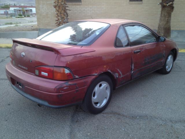 1992 Toyota Paseo GT Premium