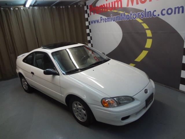 1996 Toyota Paseo Unknown