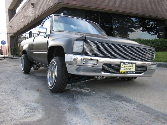 1984 Toyota Pickup Unknown