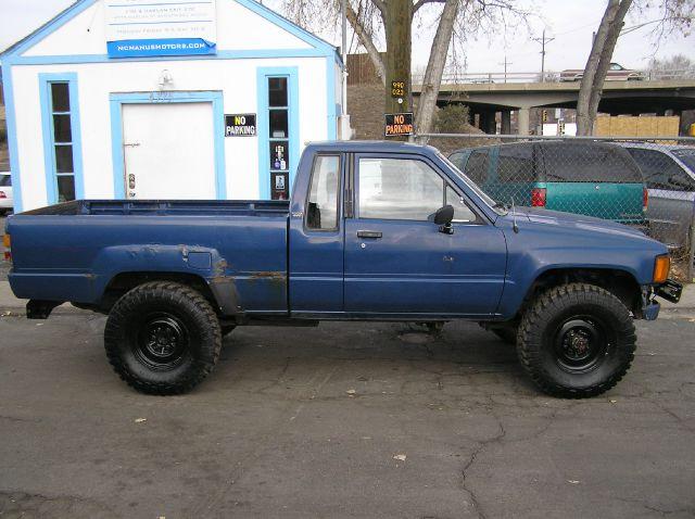 1985 Toyota Pickup Unknown