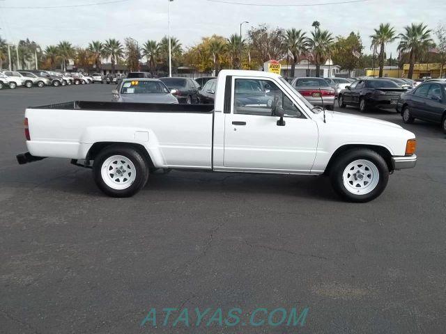 1988 Toyota Pickup Unknown