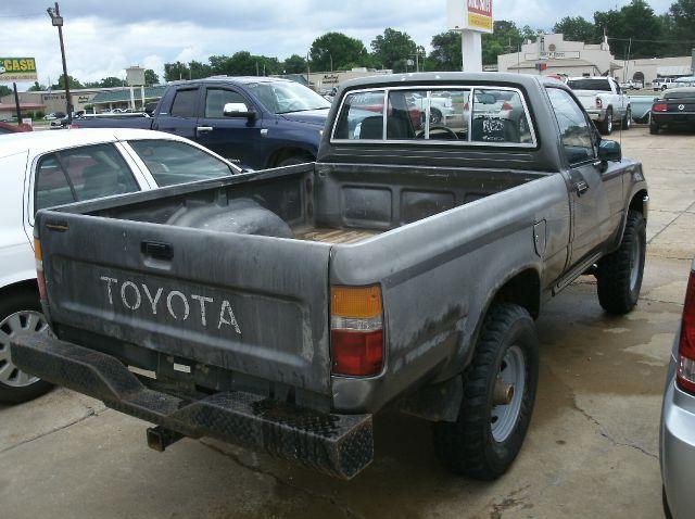 1989 Toyota Pickup XLT 4X4 Diesel BAD Credit OK