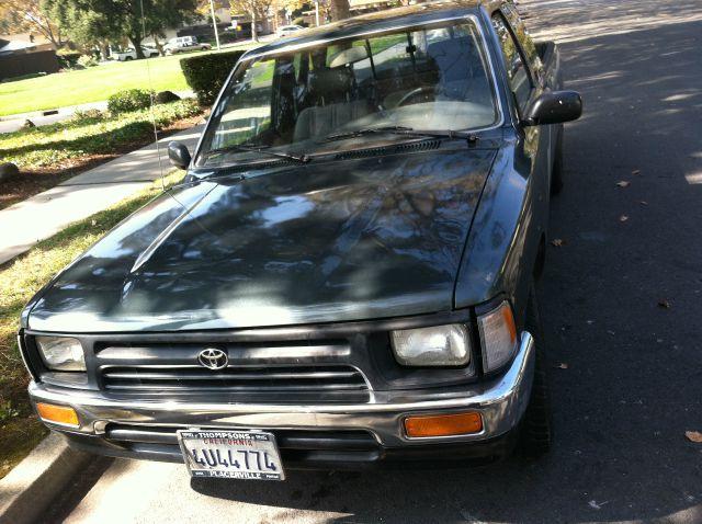1993 Toyota Pickup Premium Luxury Collectionawd