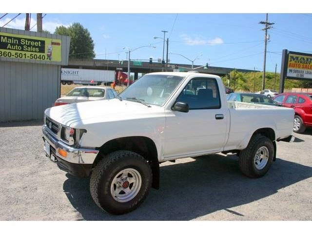 1994 Toyota Pickup 4x4 Z85 Extended CAB