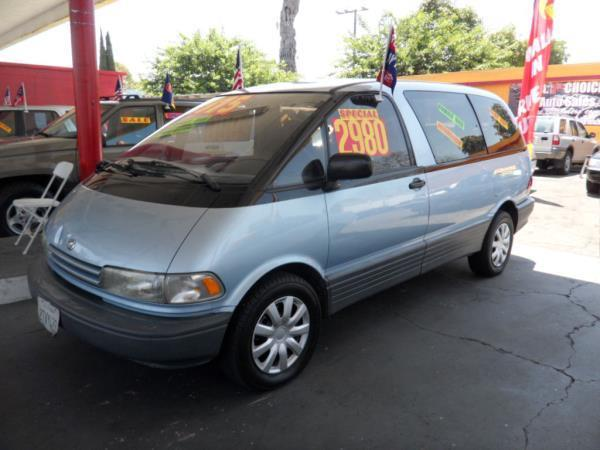 1991 Toyota Previa Unknown