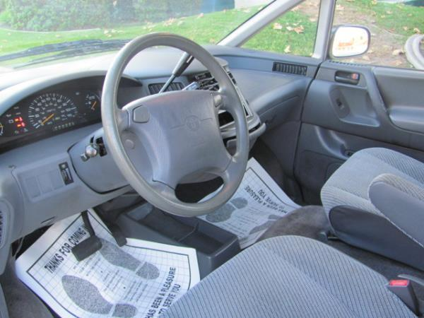 1995 Toyota Previa Unknown