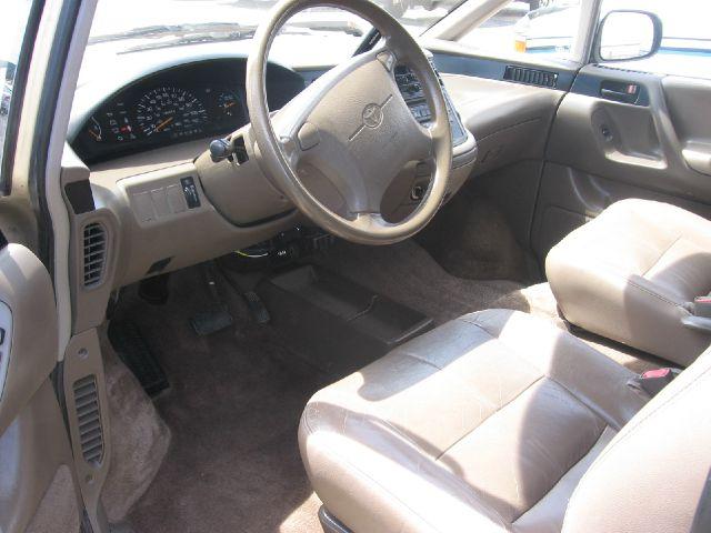 1996 Toyota Previa Sl 63 Amg
