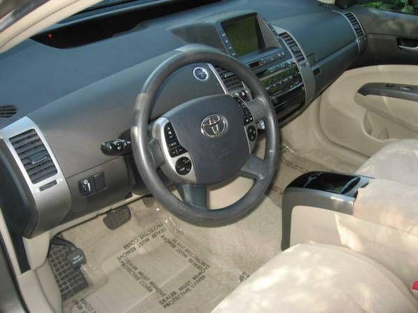 2005 Toyota Prius Graphite
