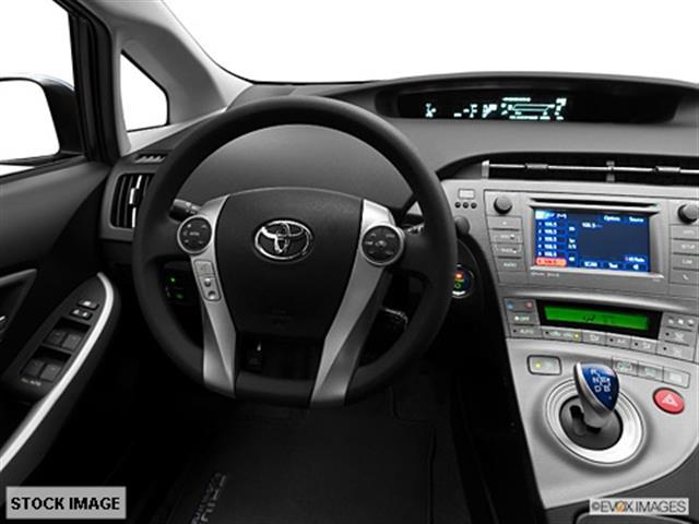 2012 Toyota Prius Plug-in Unknown