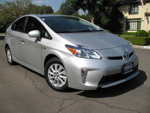 2013 Toyota Prius Plug-in Unknown