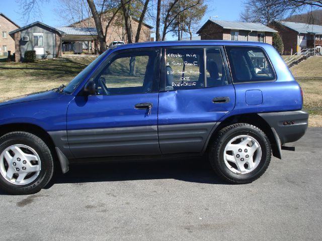 1998 Toyota RAV4 Crew Denali