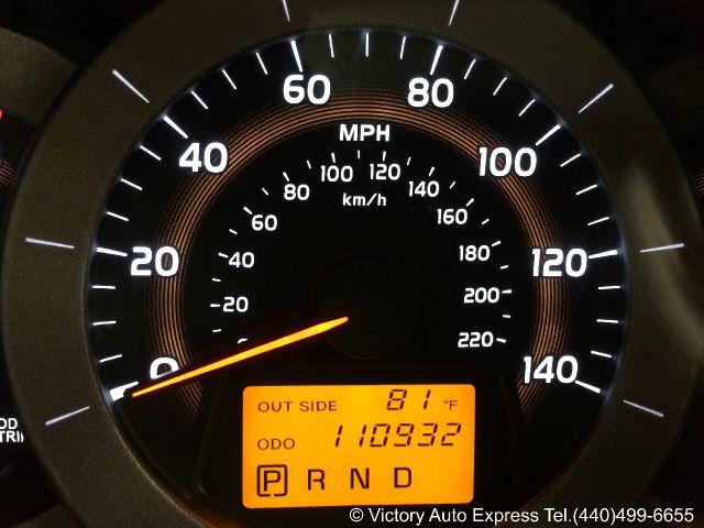 2007 Toyota RAV4 T6 AWD Leather Moonroof Navigation