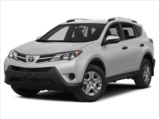 2014 Toyota RAV4 T6 AWD Moon Roof Leather