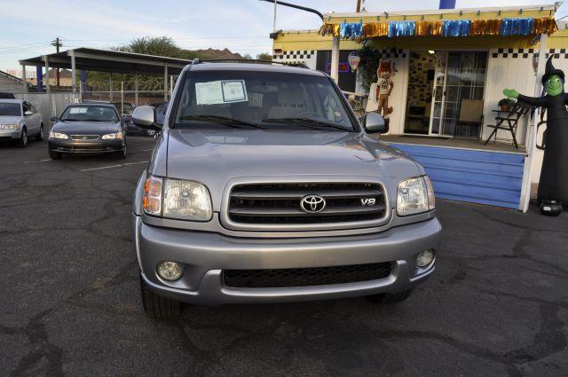 2002 Toyota Sequoia Hd2500 Excab 4x4