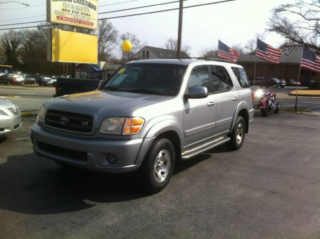 2002 toyota sequoia gt limited details marietta ga 30060. Black Bedroom Furniture Sets. Home Design Ideas