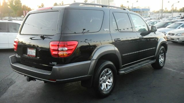 2003 toyota sequoia sr5 2wd details sacramento ca 95825. Black Bedroom Furniture Sets. Home Design Ideas