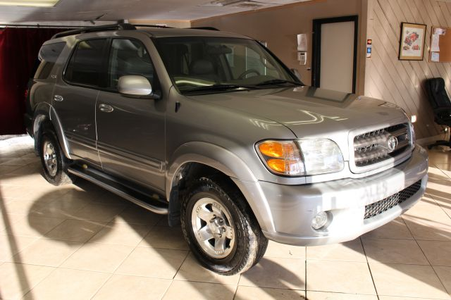 2003 Toyota Sequoia GT Limited