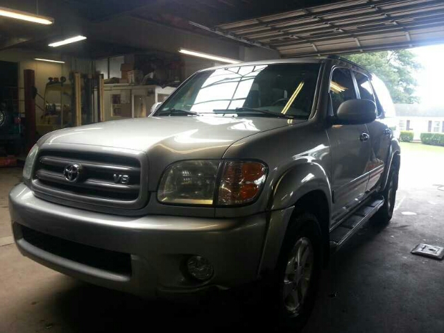 2003 Toyota Sequoia Hd2500 Excab 4x4
