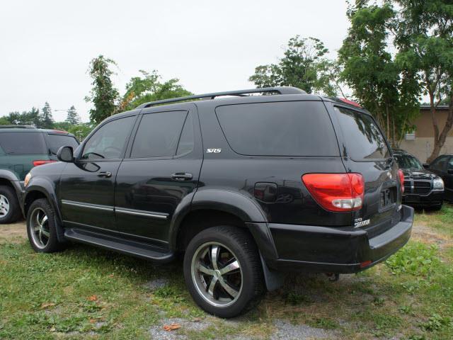 2005 Toyota Sequoia Hd2500 Excab 4x4