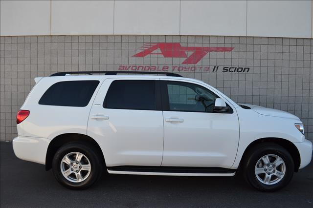 2010 Toyota Sequoia Hd2500 Excab 4x4