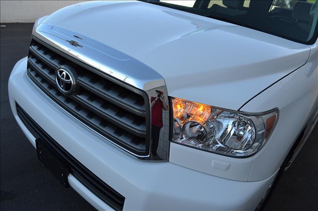 2010 Toyota Sequoia Hd2500 Excab 4x4