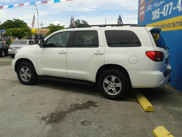2012 Toyota Sequoia Base (For Sale By Owner)