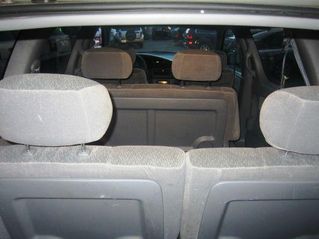 2002 Toyota Sienna Sport Hard Top