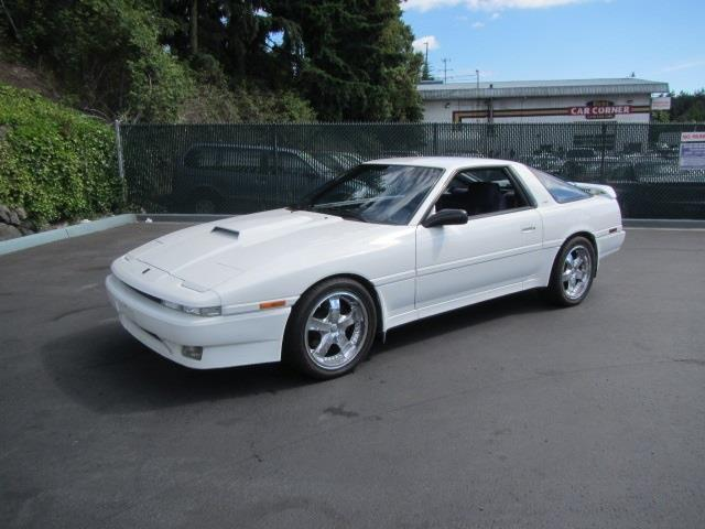 1987 Toyota Supra Unknown