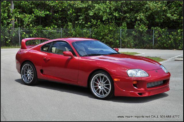 1996 Toyota Supra Series 4