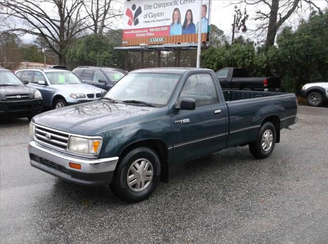 1996 Toyota T100 29