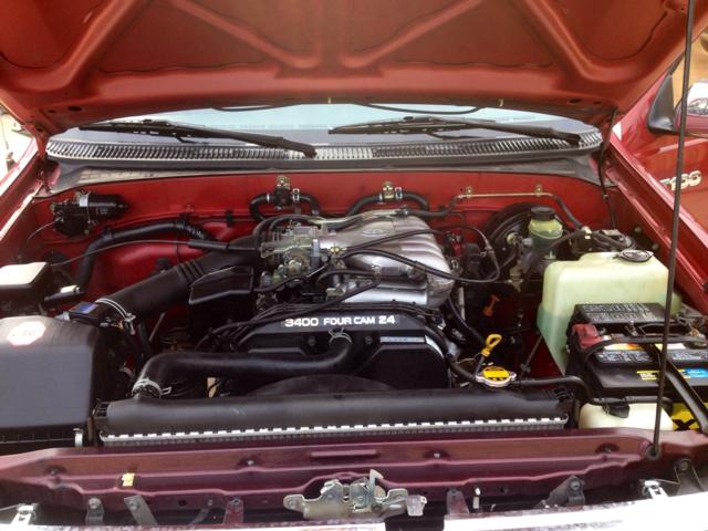 1996 Toyota T100 LS 4x4 Low Miles