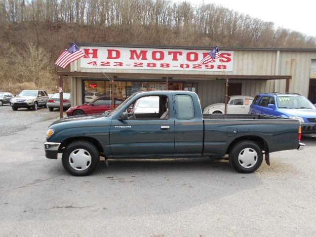 1995 toyota tacoma fx4 super crew 4x4 details kingsport