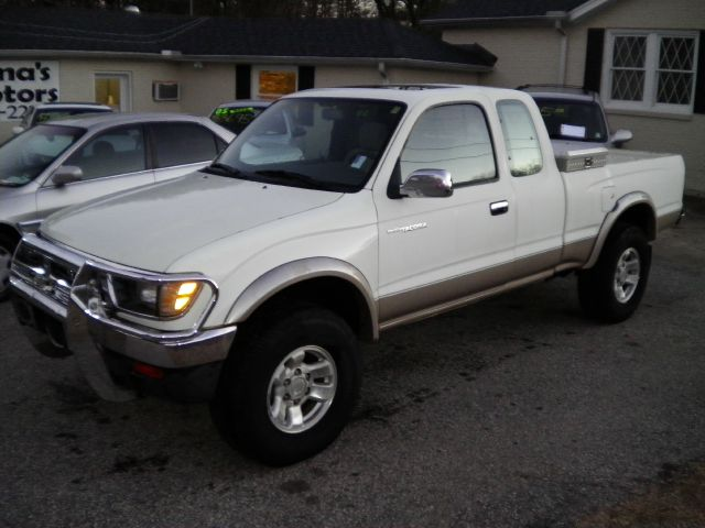 1996 Toyota Tacoma Work Truck Pickup 4D 5 3/4 Ft