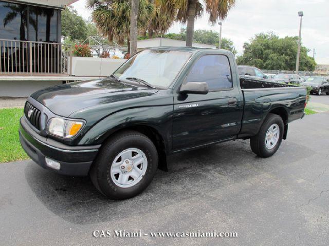 2003 Toyota Tacoma 4wd