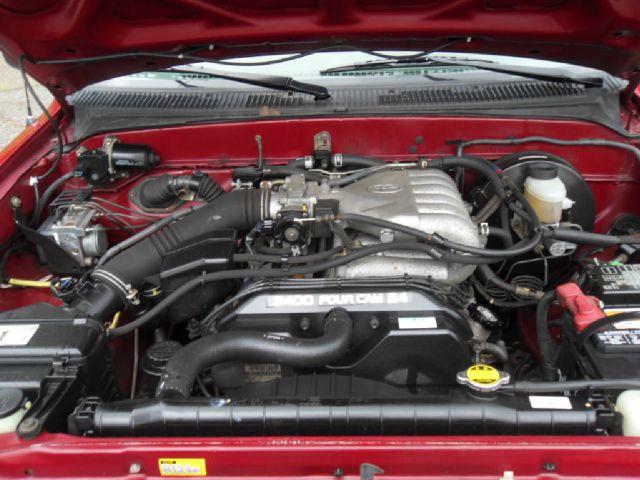 2004 Toyota Tacoma 143.5 LTZ
