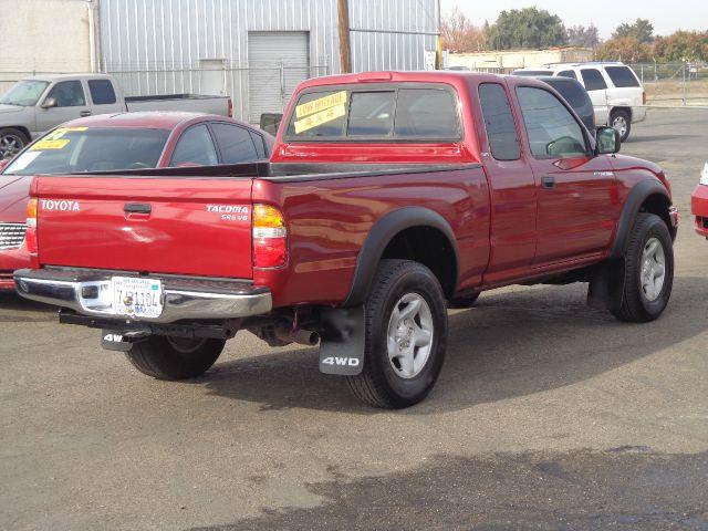 2004 Toyota Tacoma Lt Pickup 4d 6 1 2 Ft Details Manteca
